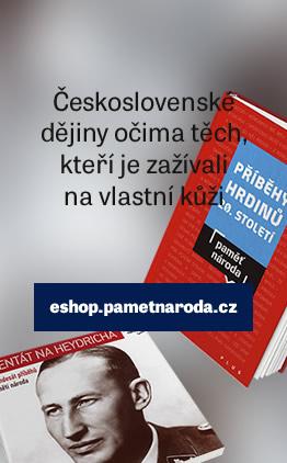 E-shop Paměti národa