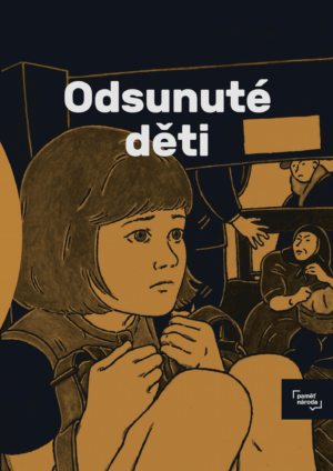 Odsunuté děti - komiks